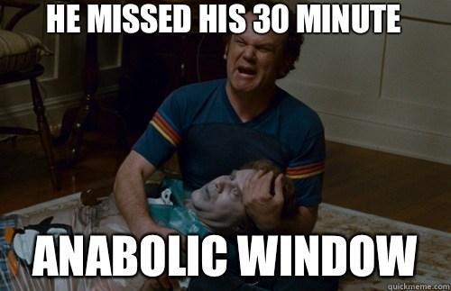 """Czy """"okno anaboliczne"""" to mit?"""