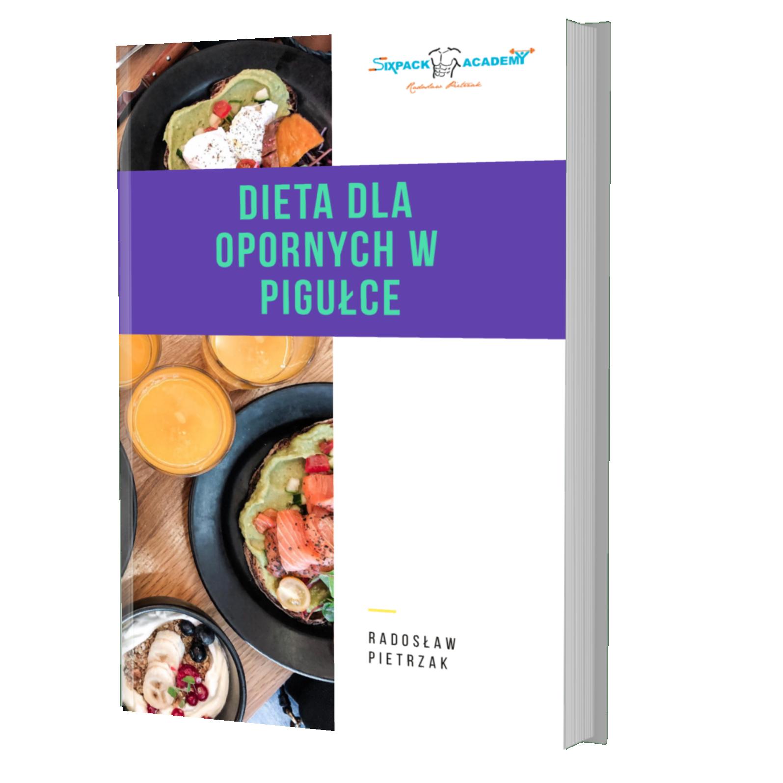 Dieta dla opornych w pigułce ebook